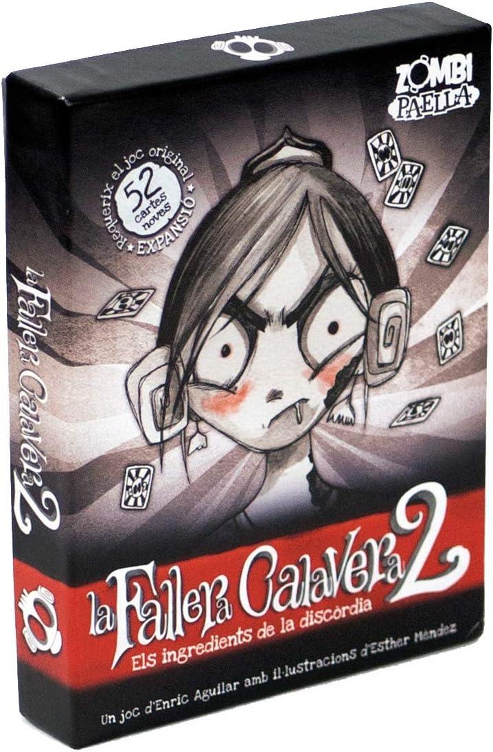 LA FALLERA CALAVERA 2: ELS INGREDIENTS DE LA DISCORDIA: Amazon.es: Juguetes y juegos
