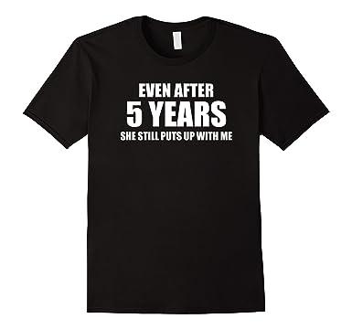 5 year relationship anniversary gift
