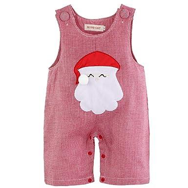 CHICTRY Pelele de Fiesta de Navidad Disfraces de Navidad Fiesta Papá ...