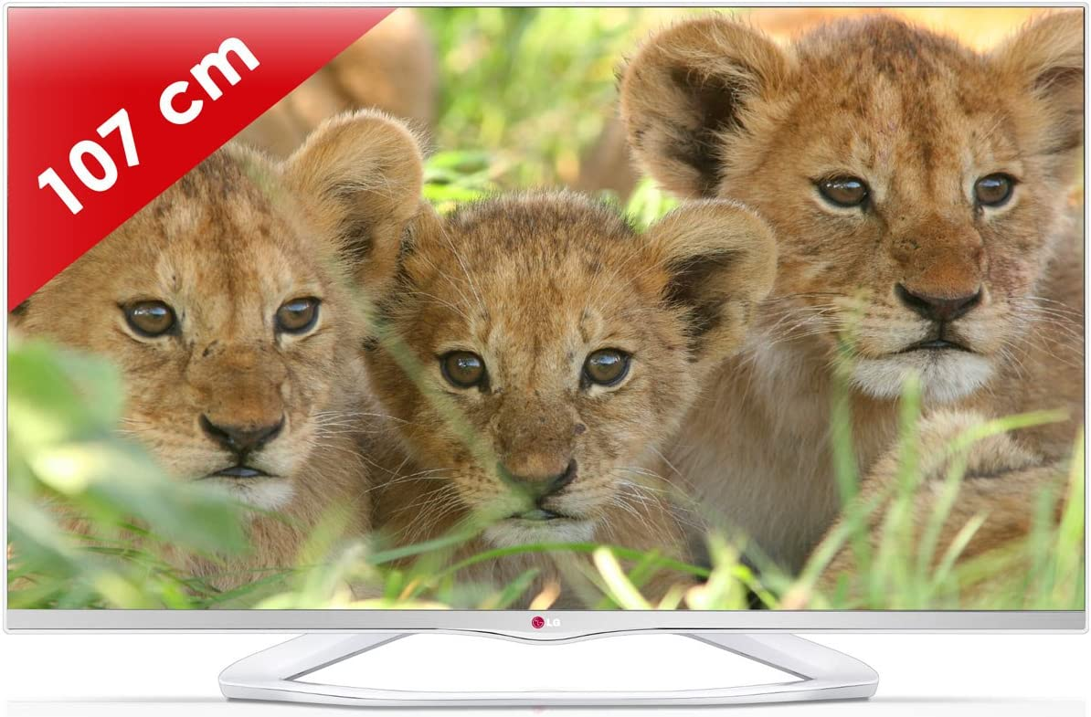 LG Electronics 42LA667S - Smart TV LED Plus de 42
