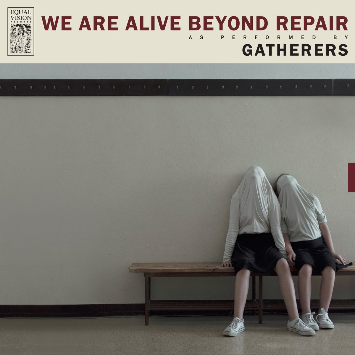 Vinilo : Gatherers - We Are Alive Beyond Repair (LP Vinyl)