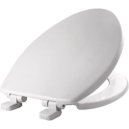 Superb Mayfair 1880Slow 000 Toilet Seat Will Slowly Close And Never Loosen Elongated Long Lasting Plastic White Gmtry Best Dining Table And Chair Ideas Images Gmtryco