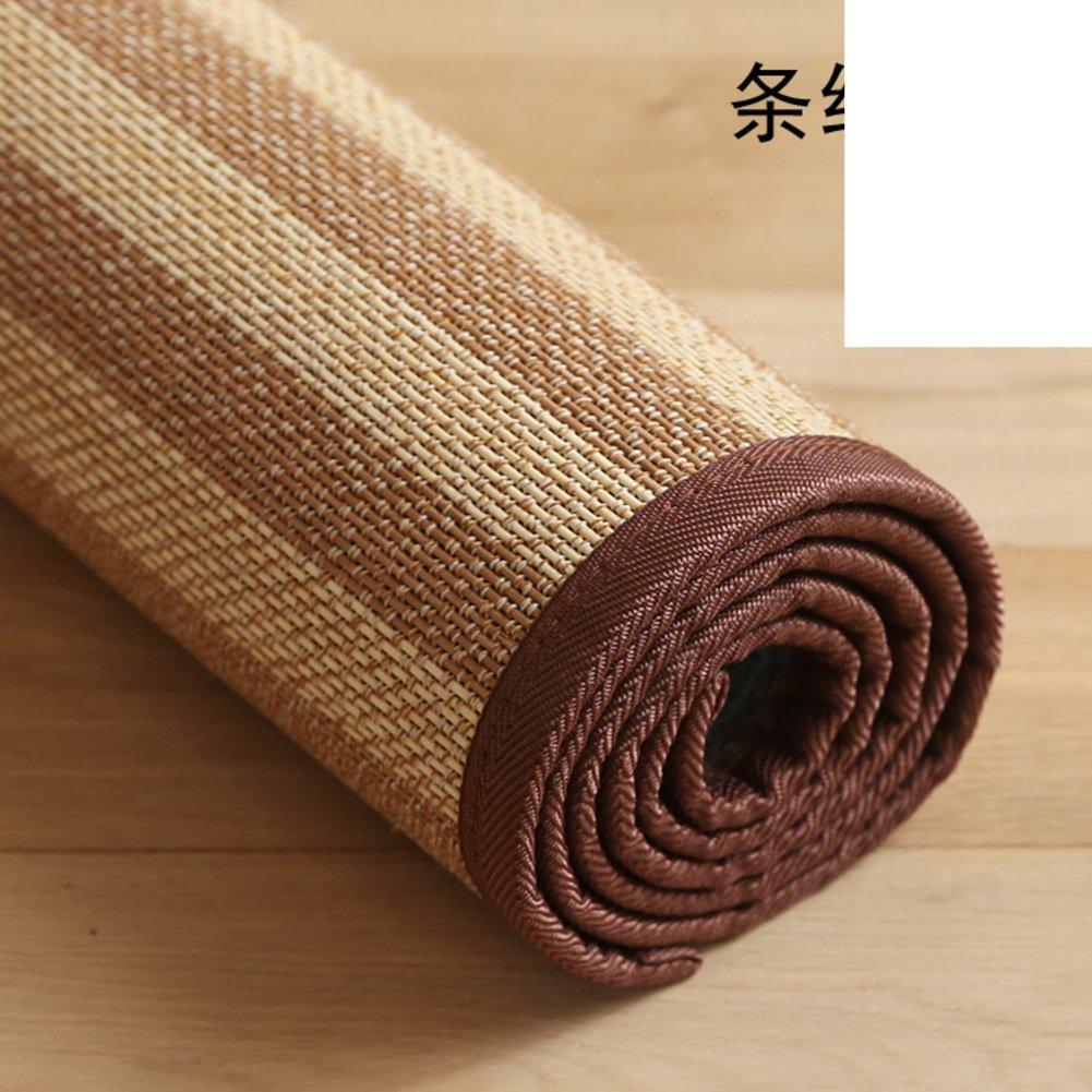 Cuscino finestra/living room, camera da letto, tappeto di bambù/pad davanzale/stuoie tatami giapponesi/stuoia di yoga-A 65x160cm(26x63inch) WQAFZTDSJCF