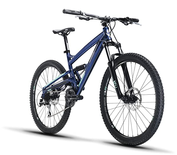 Diamondback Atroz Dual Suspension Bike