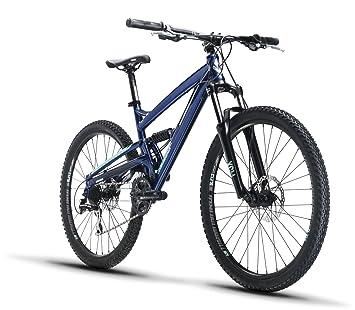dda9ef7e961 Diamondback 2018 Atroz 1 Mountain Bike MD/18 Blue: Amazon.ca: Sports ...
