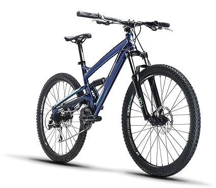 9e071c4dca3 Amazon.com : Diamondback 2018 Atroz 1 Mountain Bike SM/16 Blue ...