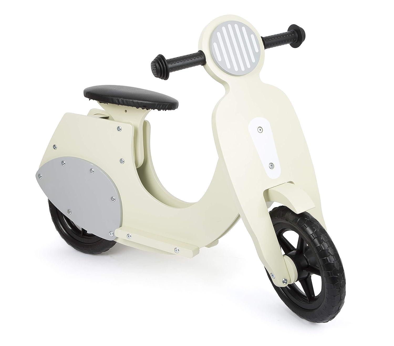 Laufrad Motorrad Holz - Laufrad Moped Holz - Legler Laufrad Motorroller Bella Italia