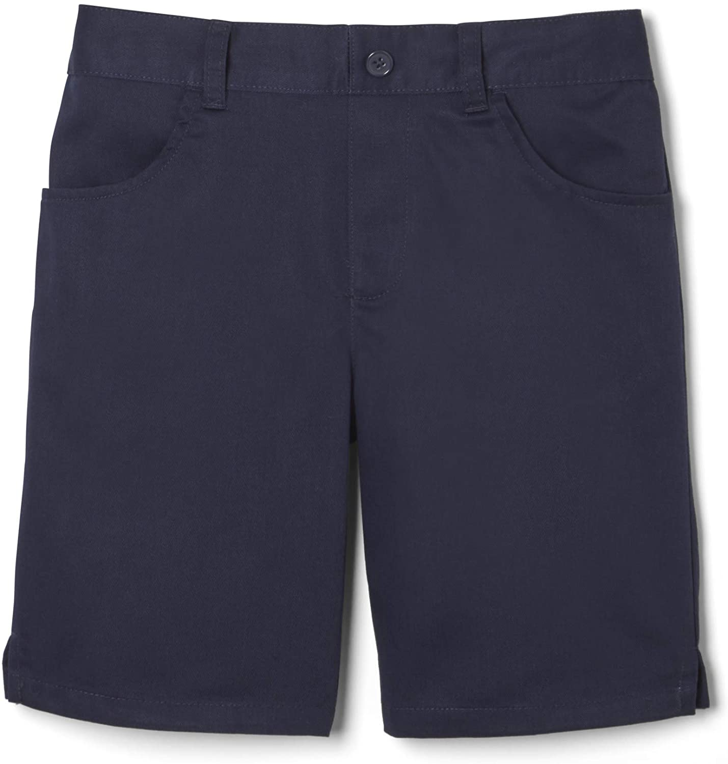 French Toast Girls' Pull-on Short (Standard & Plus)