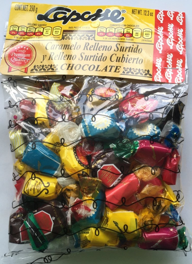 Amazon.com : Laposse Napolitan, Assorted Hard Candy With