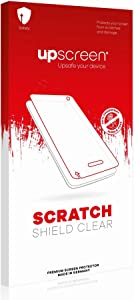 upscreen Scratch Shield Clear Screen Protector for Acer C720 29552G01aii, Strong Scratch Protection, High Transparency, Multitouch Optimized