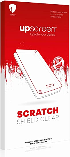 Strong Scratch Protection upscreen Scratch Shield Clear Screen Protector for Kodak PlaySport ZX5 High Transparency Multitouch Optimized