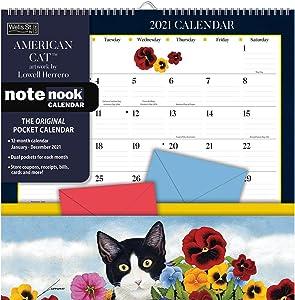 WSBL American Cat 2021 Note Nook (21997007225)