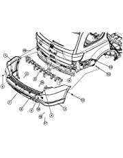 amazon brackets cargo management automotive 1970 Chrysler 4 Door Seats mopar performance 55079113ae mopar bracket