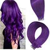 "Tape in Hair Extensions Lila 20"" 20 Pcs/50Grams"