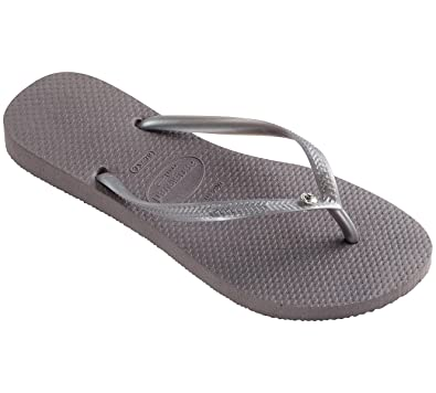 e40fc1583 Havaianas Flip Flops Women Slim Crystal Glamour Sw  Amazon.co.uk ...