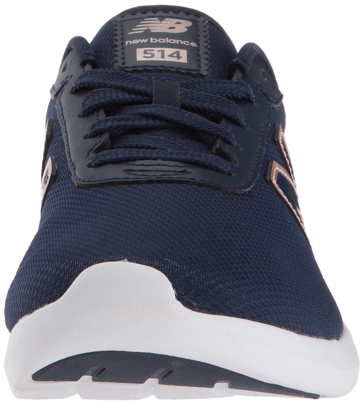 New Balance Women's 514V1 US Pigment/Champagne Sneaker B06XSBW6ZC 12 D US Pigment/Champagne 514V1 Metallic a6c61d