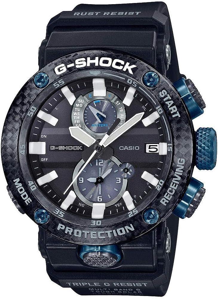 Men's Casio G-Shock Solar Gravitymaster Watch GWRB1000-1A1