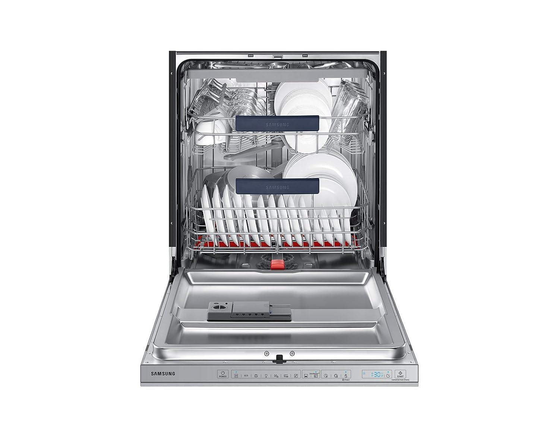 Samsung DW60M9550SS Totalmente integrado 14cubiertos A+++ ...