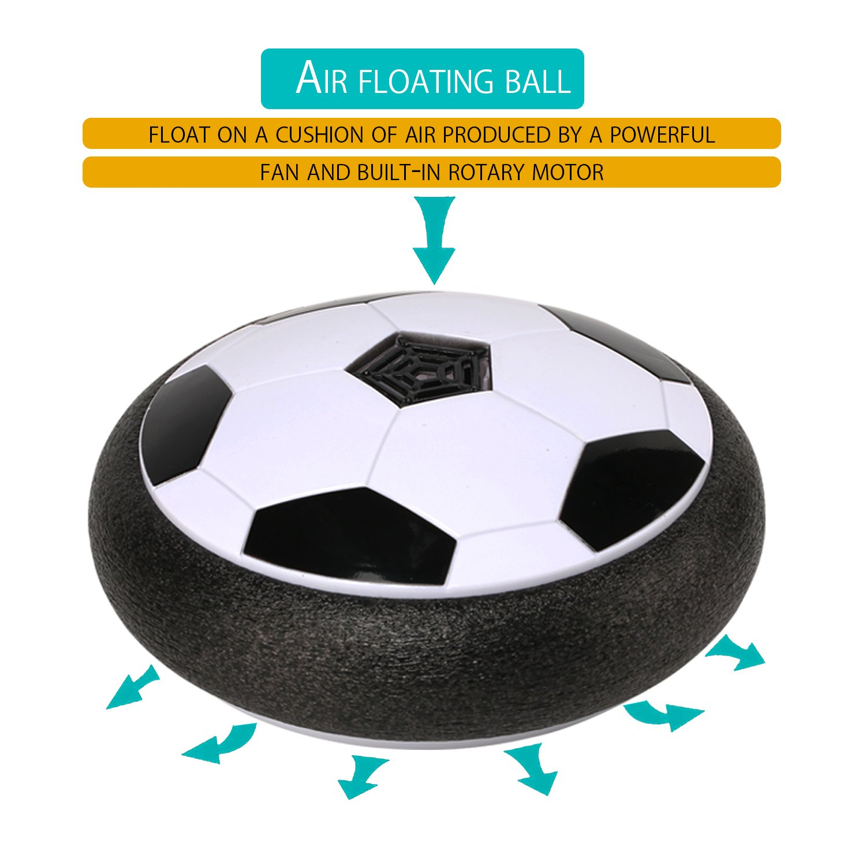 Amazon.com: colorgo Hover Balón de fútbol Air Power flotante ...