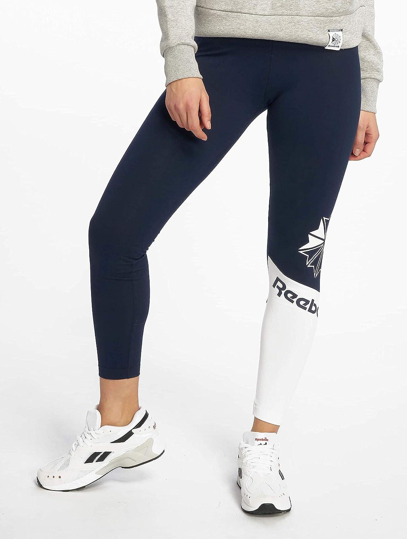 Reebok Femme Leggings AC Logo: : Vêtements et