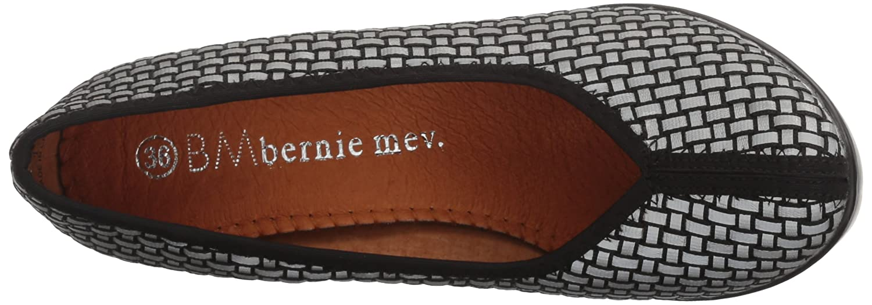 Bernie Mev Women's Legend Dress Pump B01N5JCI73 40 EU/9.5-10 M US|Black Reflective