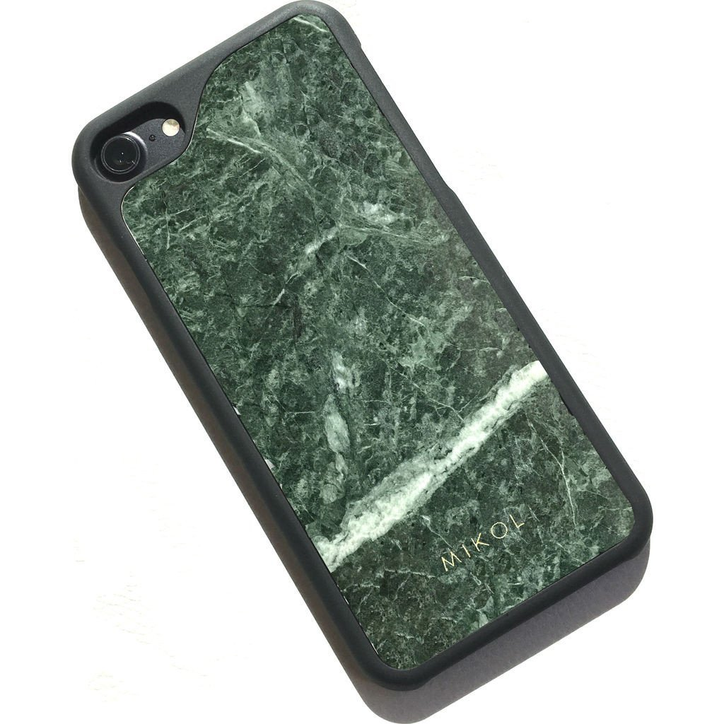 MIKOL Emerald Marble Serpentine iPhone Case | Green - iPhone 6 Plus by Mikol (Image #1)
