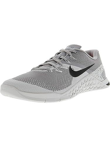 promo code 00c1d 0f9fa Nike pour Homme Metcon 4 Chaussures d entraînement, (Atmosphere Grey Black
