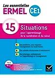 Les Essentielles ERMEL - Maths CE1 Éd. 2017 - Guide + CDRom