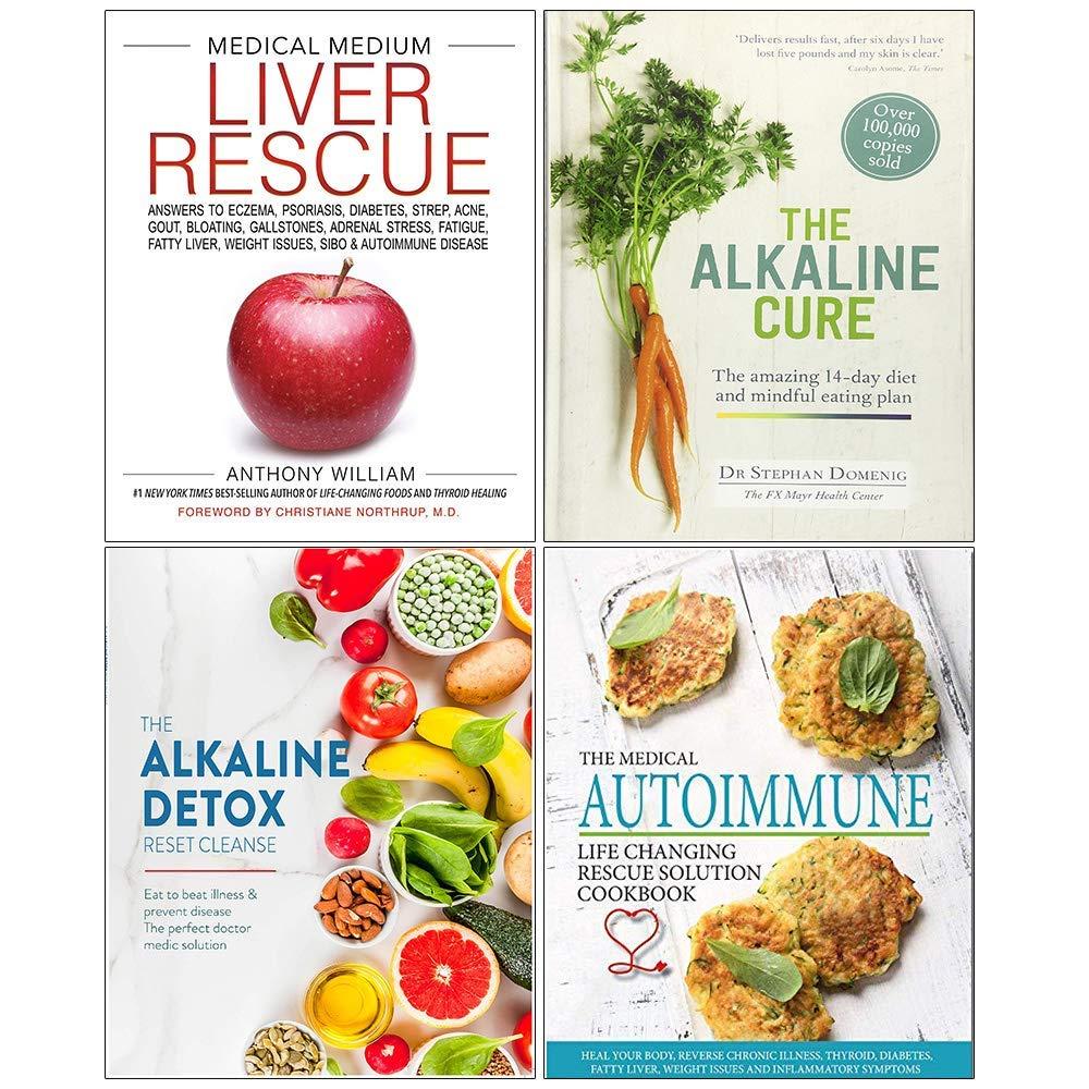 Medical Medium Liver Rescue [Hardcover], Alkaline Cure