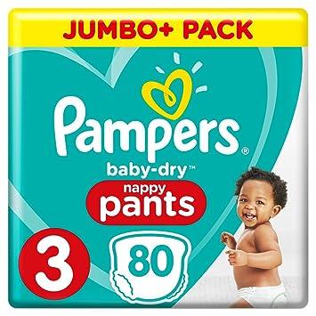 a18476026f698a Pampers Baby-Dry Pants Größe 3