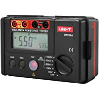 ANRIS Uni-T UT501A Megóhmetro Digital Medidor de Aislamiento