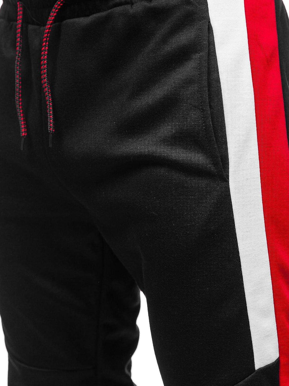 BOLF Pantalon de Sport Mode Homme Mix 6F6