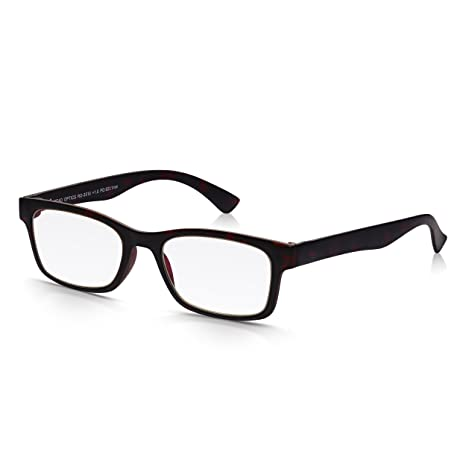446b25ed1b Read Optics Italian Style Reading Glasses in Tortoiseshell  Mens Womens  Vintage Style in Ultra