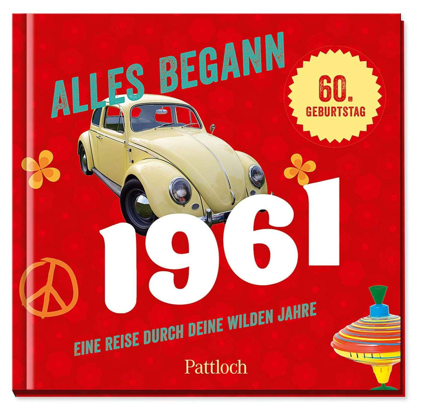 Alles begann 1961: 9783629116284: Amazon.com: Books