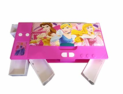 Buy Sofix Birthday Return Gifts Pencil Box For Girls With 4 Drawers
