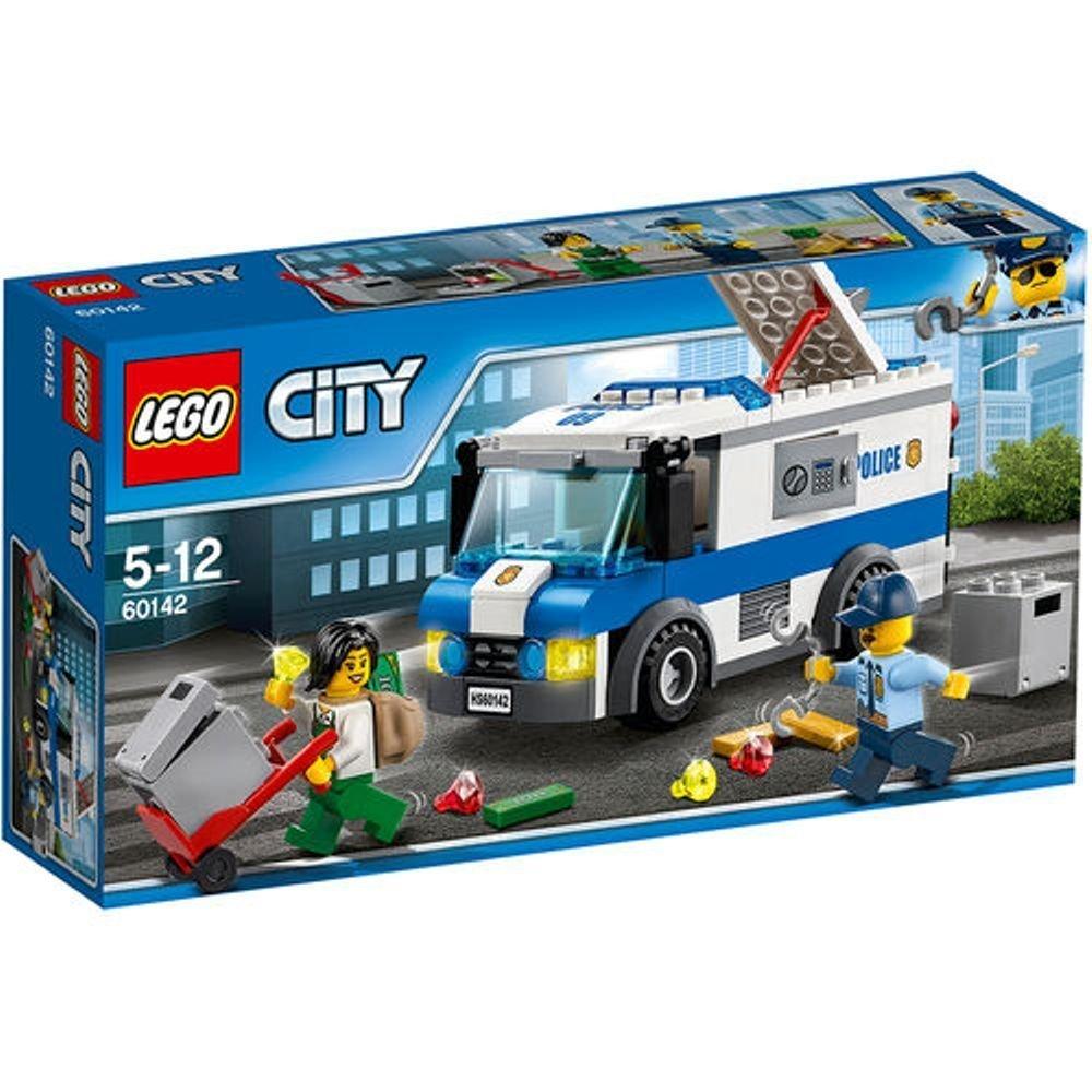 レゴ (LEGO) シティ 現金輸送車 Money Transporter 60142 [並行輸入品]   B07521GRMQ