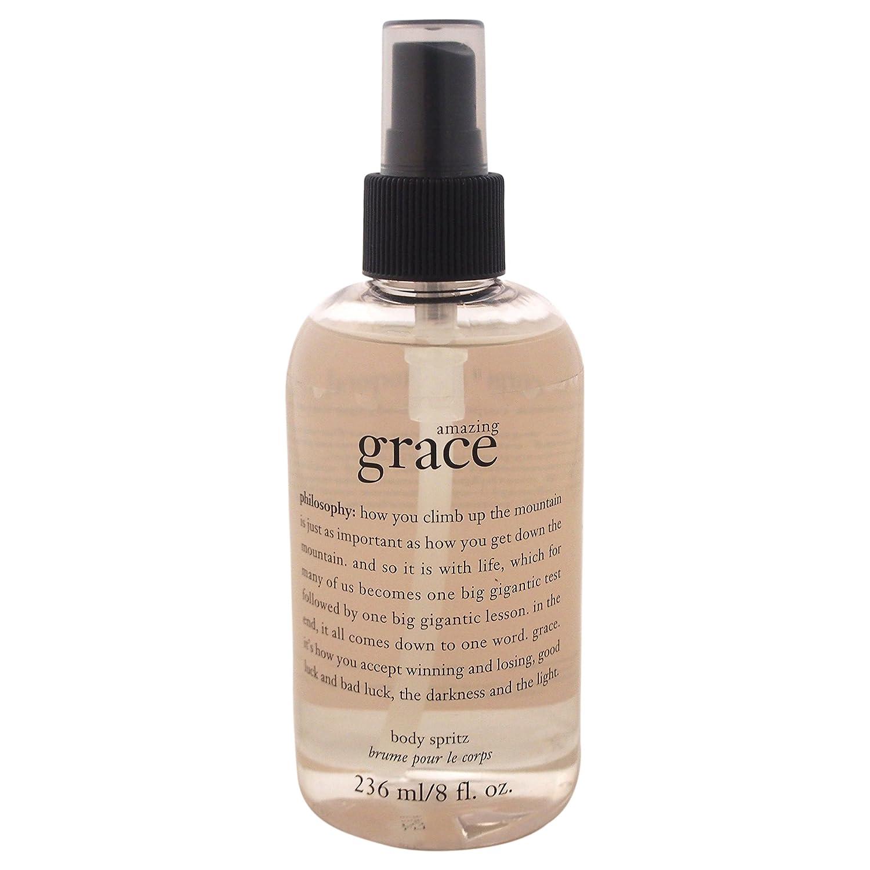 Amazing Grace Body Spritz by Philosophy for Women - 8 oz Body Spray PerfumeWorldWide Inc. 604079037242
