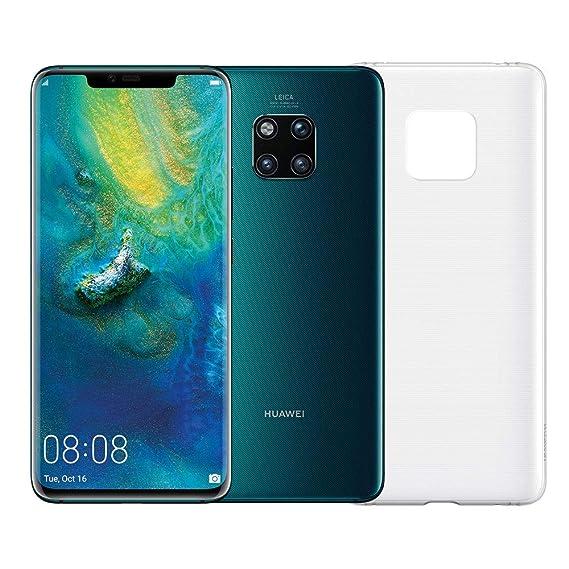 Amazon Com Huawei Mate 20 Pro Gsm Unlocked 6gb Ram 128gb Storage