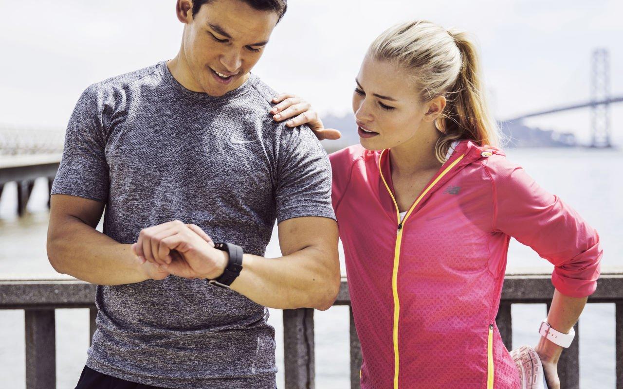 Polar M400 GPS Smart Sports Watch with Heart Rate Monitor (Black): Polar