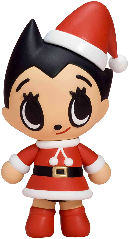 Organic - Figurine Astro Boy - Astro Santa Version 10cm - 4525296021004