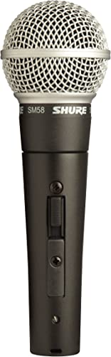 Shure SM58S Vocal Microphone