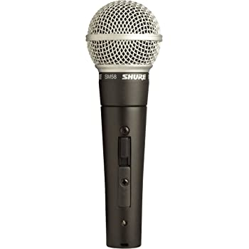 Amazon Com Shure Blx288 Pg58 Wireless Vocal Combo With