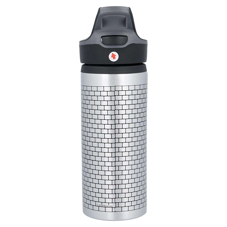 Botella Aluminio Premium 710 ML | Super Mario Young Adult: Amazon ...
