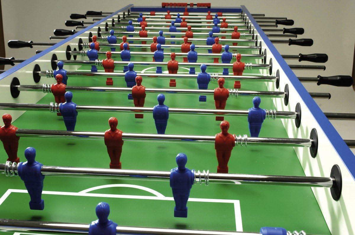 Garlando XXL PR - Futbolín para 8 jugadores: Amazon.es: Deportes y ...