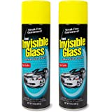 Invisible Glass 91164-2PK Premium Glass Cleaner 19-Ounce Can - Case of 2, 38. Fluid, 2 Pack