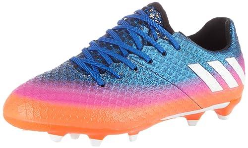 sports shoes 5fb14 df9e1 adidas Messi 16.1 FG, Botas de fútbol Unisex bebé  Amazon.es  Zapatos y  complementos