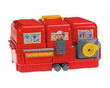 Mattel T4824 Mesa De Trabajo De Manny Manitas Importado De