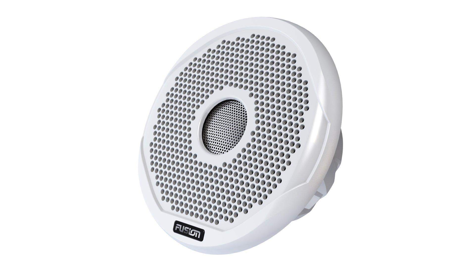 Fusion Electronics MS-FR6021 Marine 2-Way Full Range Speakers, 200W, Pair