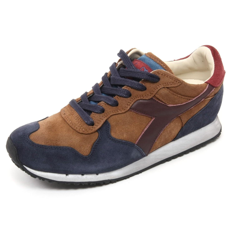 Diadora Men s Trainers Brown Brown Brown Size  6  Amazon.co.uk  Shoes   Bags a6e03db2da3
