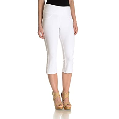42f411380ec81 Teez-Her Womens Jeanie French Terry Capri at Amazon Women's Clothing store: